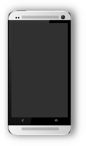 phone template
